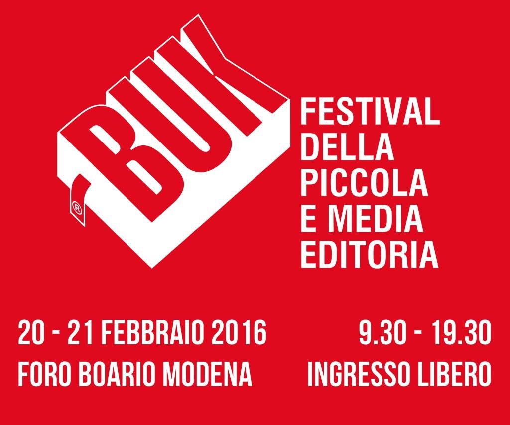 Francesco Zarzana - Modena Buk Festival