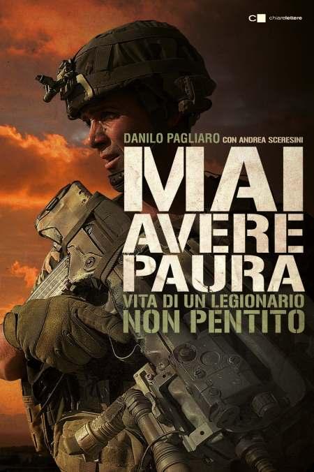 Andrea Pagliaro, Legione Straniera, Chiarelettere