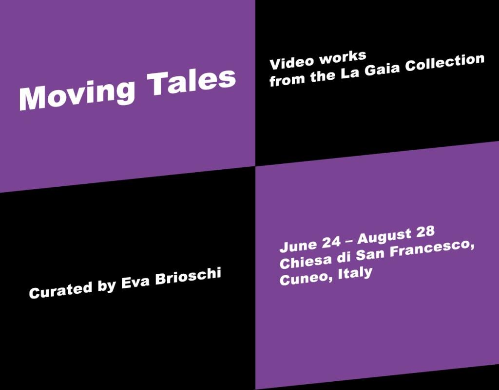 Eva Brioschi, Moving Tales