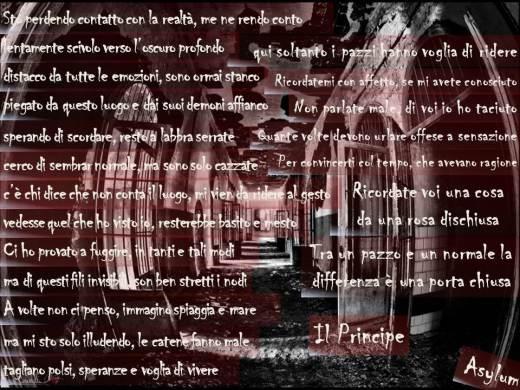 Asylum poesia dei pazzi