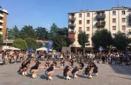 Lo sport scende in piazza