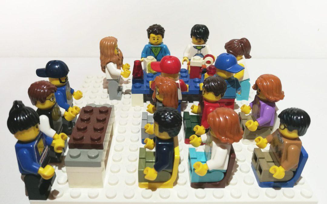 LEGOterapia. I mattoncini per costruire ponti e abbattere muri