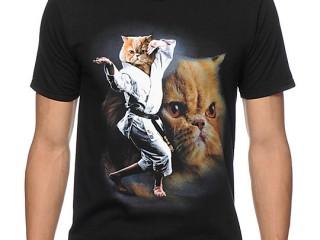 A-Lab-Karate-Cat-T-Shirt-_238195-320x240