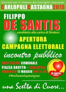 Presentazione Carlopoli e Castagna 2015