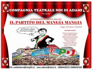 Compagnia Teatrale manifestino serata