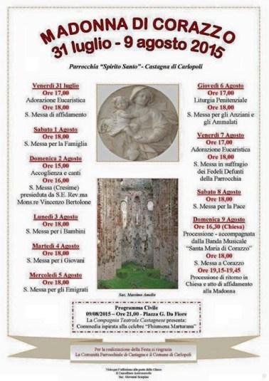 Festa Madonna di Corazzo