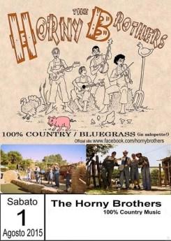 manifesto The Horny Brothers Decollatura