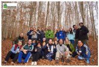 Discovering Reventino in gruppo escursione in gruppo