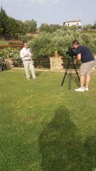 Massimo Mercuri foto in campo