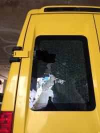colosimi danni a scuolabus
