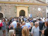 Bianchi, aperta Porta Santa foto 6