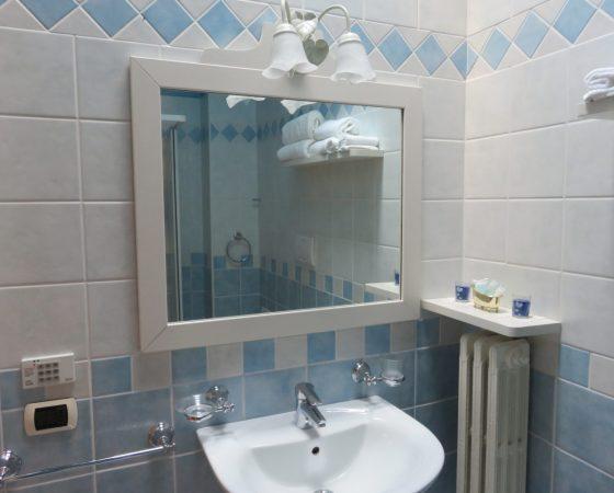 """Toilette """"azzurra"""""""