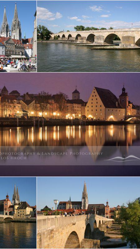 regensburg-collage