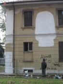 come è nato il graffito sull'ex macello (1)
