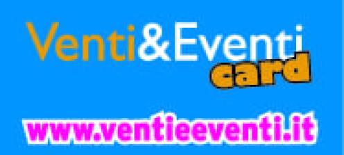 logo venti&eventi card