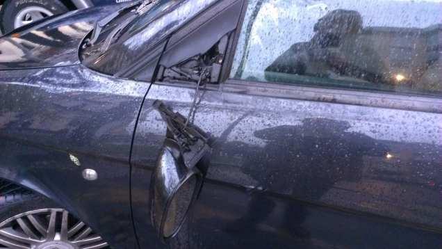 23112013 auto vandalizzata santuario (2)