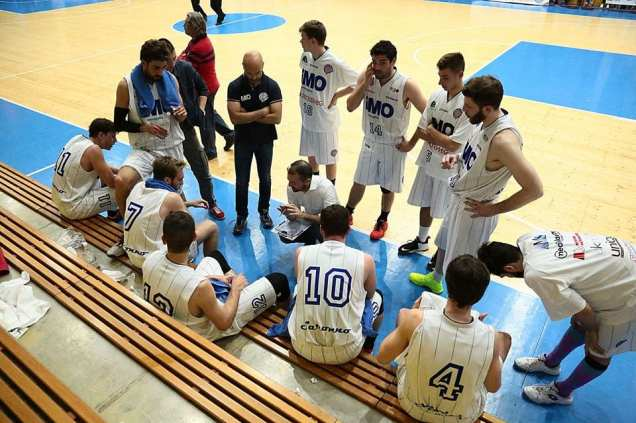 saronno robur basket panchina