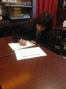 miriam longeri firma petizione