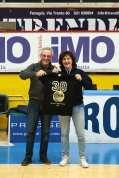Robur Basket Saronno - Premiazione Claudia Dalla Valle (1)