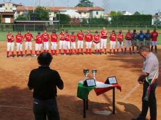 venezuela premiazioni torneo repubblica 2018