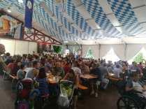 pranzo giornata in famiglia misinto bierfest