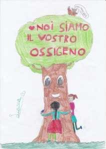 20190119 disegni bimbi contro abbattimenti via Roma (11)