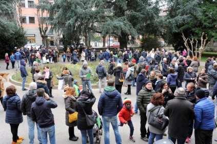 20190223 passeggiata bagolari via roma presidio protesta (2)