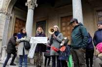 20190223 passeggiata bagolari via roma presidio protesta (3)