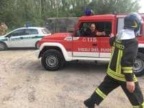 ceriano incendio bosco (7)
