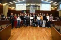 giorno del ricordo 2020 consiglio regionale premiazione scuole liceo san donato milanese (1)