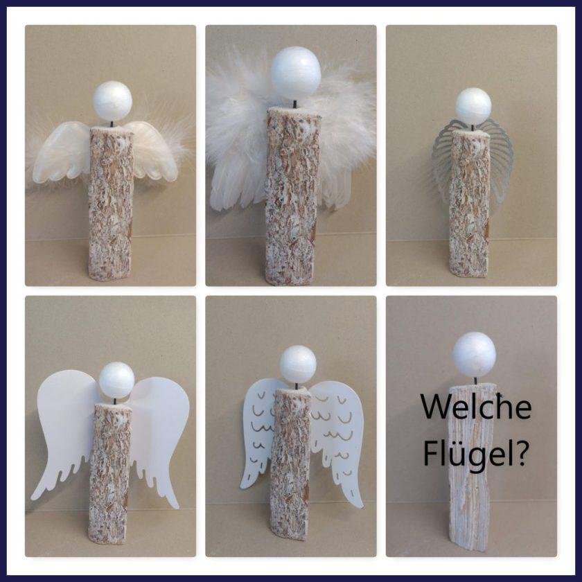 Welche Flügel?