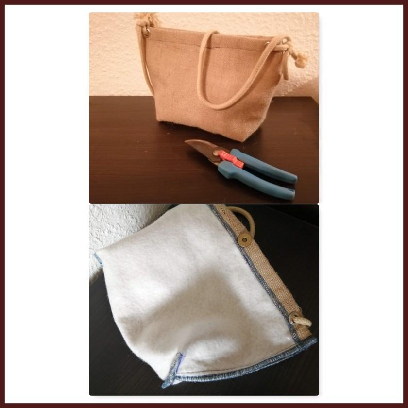 Rupfen-Tasche 1