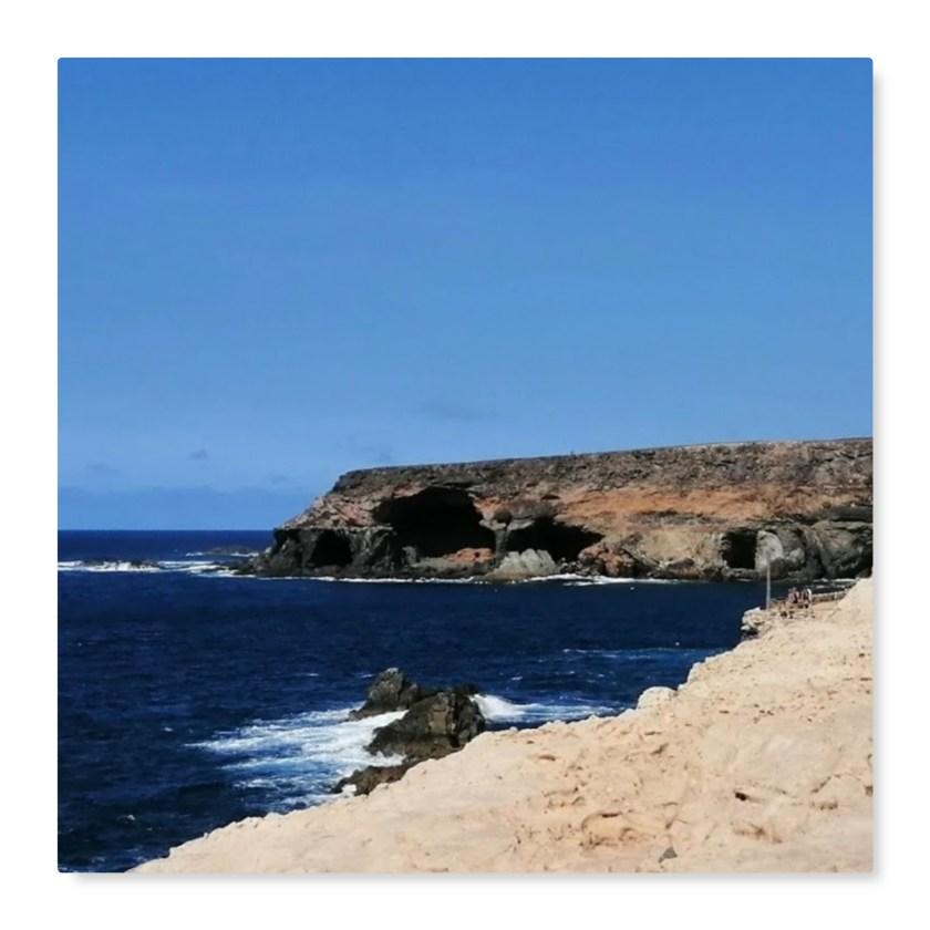 Fuerteventura - Piratenhöhlen von Ajuy