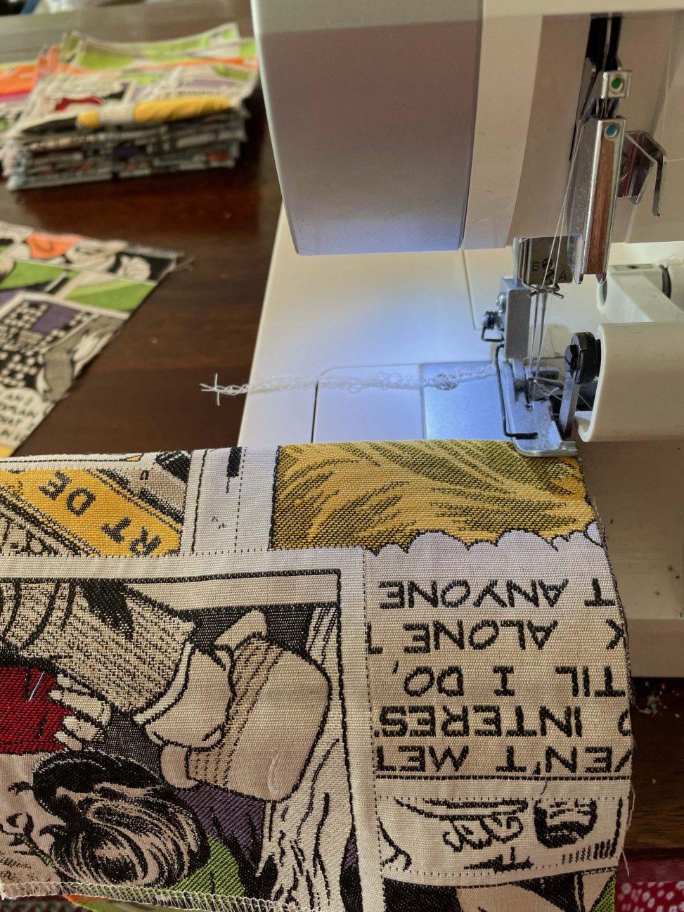Kunst-Post opdracht Textiel Ilse Philips