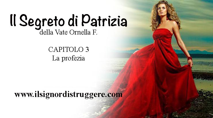 Il Segreto di Patrizia l'Audiolibro capitolo 3