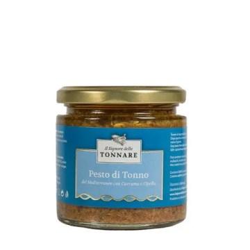 Pesto di tonno curcuma e cipolla