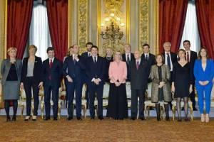 Italia nuovo governo
