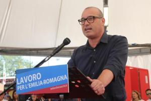 Stefano Bonaccini parla di lavoro