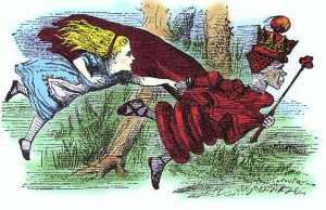 regina_rossa_attraverso_lo_specchio_lewis_carroll_effetto_regina_rossa_alice