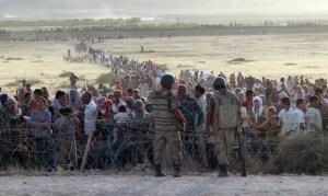 confini siriani
