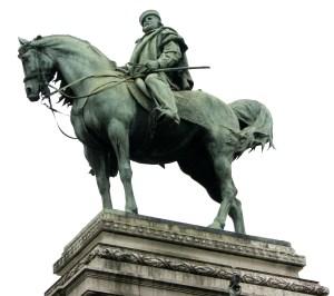 Milano,_piazzale_Cairoli_-_Monumento_a_Giuseppe_Garibaldi._Foto_Giovanni_Dall'Orto_6-gen-2007_-_02
