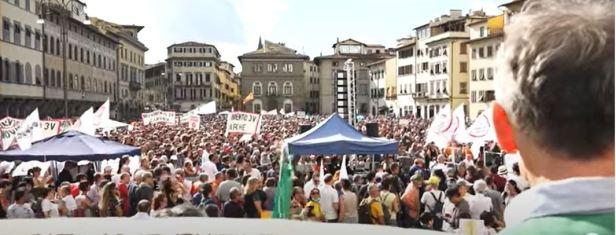 mabifestazione Firenze