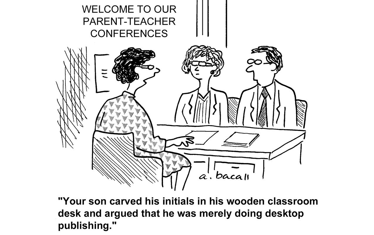 Time Management Funny Cartoons