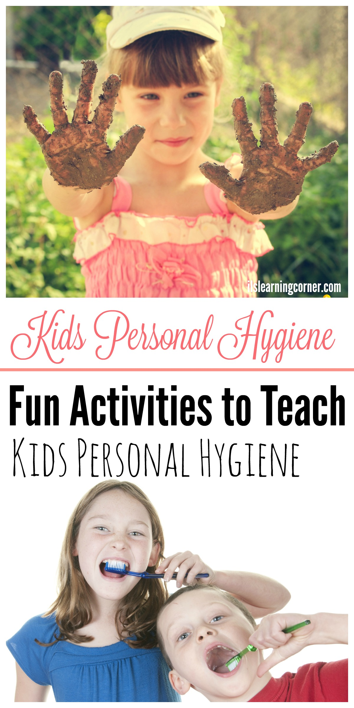 Hygiene Fun Activities To Teach Kids Personal Hygiene