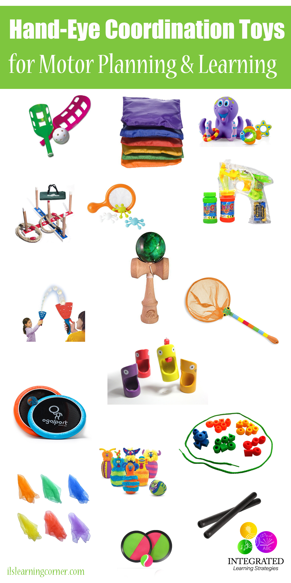 Hand Eye Coordination Toys For Better Motor Planning