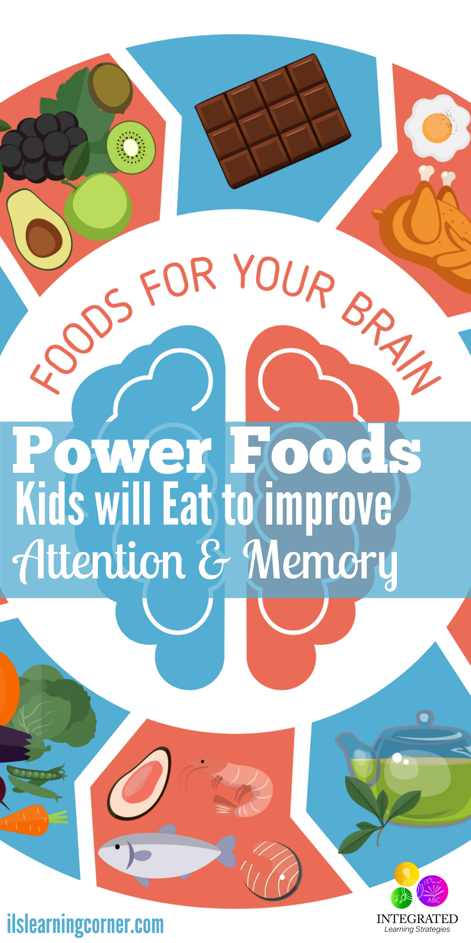 Power Foods Kids Will Actually Eat To Improve Attention