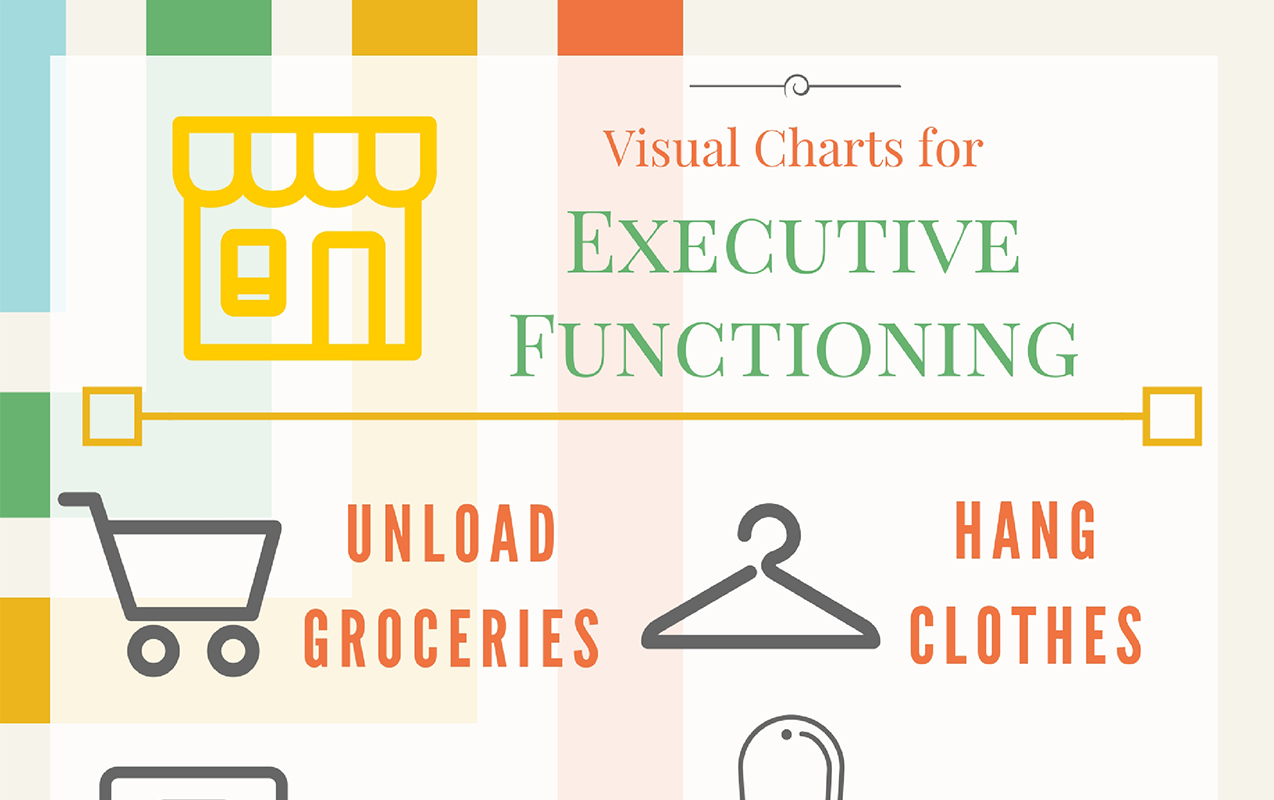 Executive Function 3 Smart Visual Planning Charts For Unorganized Kids