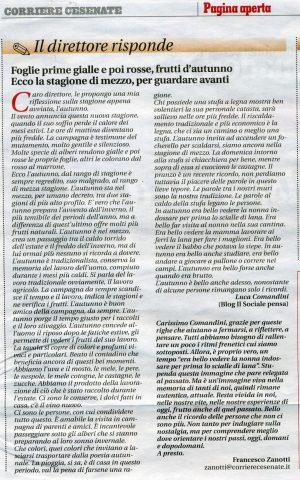 Corriere Cesenate 29-09-2016