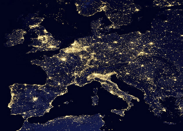Notte dell'Europa