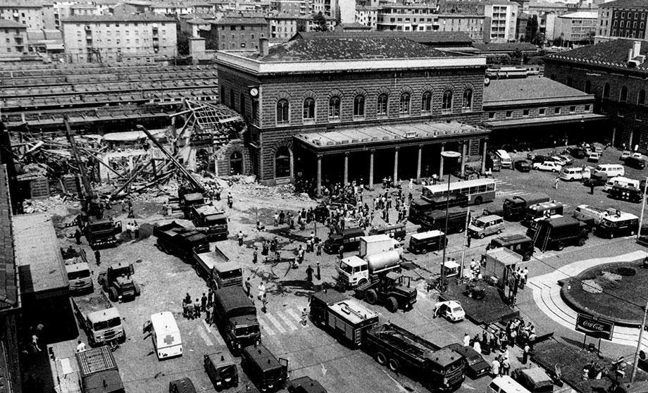 2 agosto 1980: la strage di Bologna